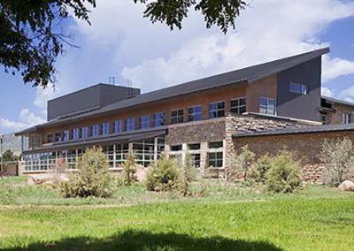 Fort Lewis College Berndt Hall