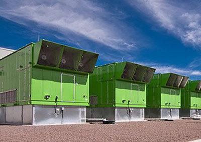 Greenhouse Data Center