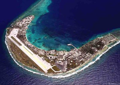 Space Fence, Kwajalein Atoll, Marshall Islands